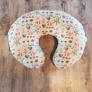 Cuddle-U nursing pillow